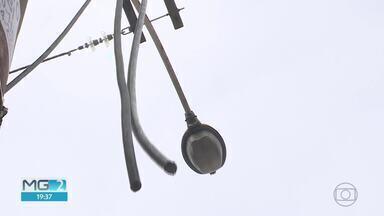 Furto de cobre de semáforos em BH aumenta cerca de 500% em um ano, diz BHTrans - Em média, de cinco a oito sinais são vandalizados todos os dias na capital mineira.