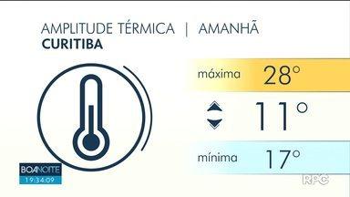 O ano novo promete ser quente e ensolarado - Veja como fica o tempo em Curitiba e nas Praias