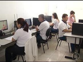 Prontuário eletrônico visa agilizar atendimentos nos postos de saúde em Montes Claros - Todas as unidades passam a contar com o sistema informatizado.