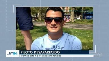 Piloto está desaparecido há duas semanas em Goiás - Bruce Lee é irmão de condenado por matar e esquartejar inglesa.