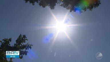 Confira a previsão do tempo para a quinta-feira (27) em Salvador - Capital baiana deve ter predomínio de sol.