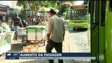 Passagem de ônibus deve ficar mais cara em Teresina - Passagem de ônibus deve ficar mais cara em Teresina
