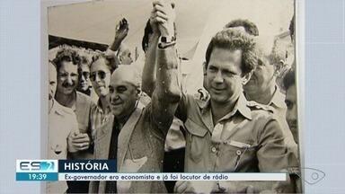 Gerson Camata, ex-governador do Espírito Santo, é morto com um tiro, em Vitória - Assassino confessou o crime.