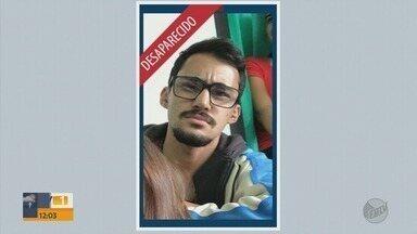 Corpo de jovem que estava desaparecido é encontrado em São Lourenço - Corpo de jovem que estava desaparecido é encontrado em São Lourenço