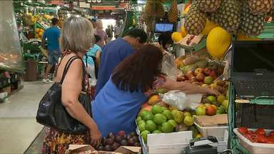 Nutricionista orienta sobre cuidados com a alimentação após as festas - Pedro ganhou 6 quilos em um mês de festas.