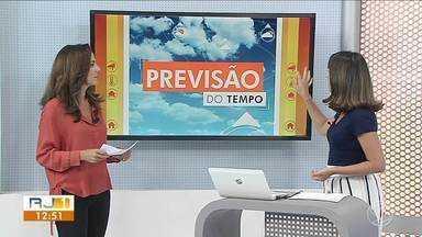 Quinta-feira será de calor e risco de temporal no Sul do Rio - Tarde será abafada por causa do aumento de nuvens.