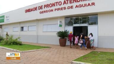 Pacientes enfrentam longas filas e falta de materiais em UPAs de Palmas - Pacientes enfrentam longas filas e falta de materiais em UPAs de Palmas