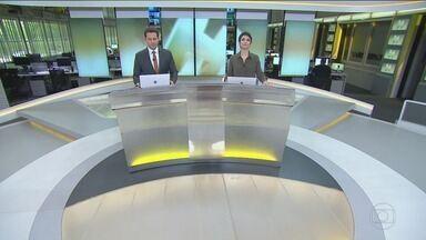 Jornal Hoje - Edição de quinta-feira, 03/01/2019 - Os destaques do dia no Brasil e no mundo, com apresentação de Sandra Annenberg e Dony De Nuccio