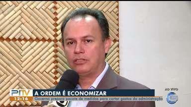 Governo do Piauí prepara pacote de medidas para cortar gastos na administração - Governo do Piauí prepara pacote de medidas para cortar gastos na administração
