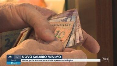 Decreto fixa salário mínimo em R$ 998 em 2019 - Decreto fixa salário mínimo em R$ 998 em 2019