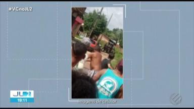 Homem é morto após troca de tiros com a Polícia nas Águas Lindas, em Ananindeua - A vítima chegou a ser levada para UPA do conjunto Carlos Mariguela, mas não resistiu