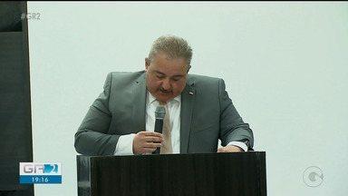 Médico André Longo assume Secretaria de Saúde de Pernambuco - Ele prometeu acabar com a falta de medicamentos e inaugurar novos serviços para melhorar a assistência à população
