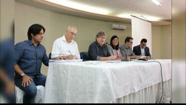 JPB2JP: João Azevêdo faz primeira reunião com o secretariado e cobra planejamento - Metas vão ser acompanhadas de perto.