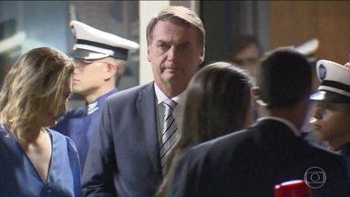 Jair Bolsonaro pede pente fino nas contas do fim da gestão Temer - Na primeira reunião ministerial do governo Bolsonaro, o presidente pediu um pente fino nas contas do fim da gestão Temer.