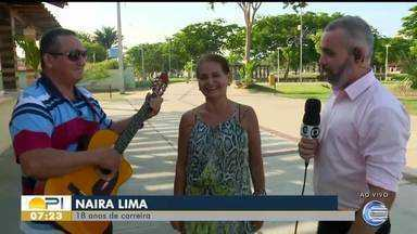 Naira Lima comemora 8 anos de carreira - Naira Lima comemora 8 anos de carreira