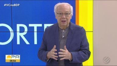 Ivo Amaral comenta os destaques do esporte paraense nesta sexta-feira (4) - Comentarista da TV Liberal repercute os assuntos do momento no BDP. Clique e confira: