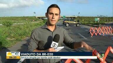Confira o terceiro bloco do Bom Dia Ceará - Os ataques em Fortaleza e Região metropolitana foram destaque na edição de hoje