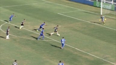 Aquidauanense perde para o Atlético Minério na Copinha - Aquidauanense perde para o Atlético Minério na Copinha