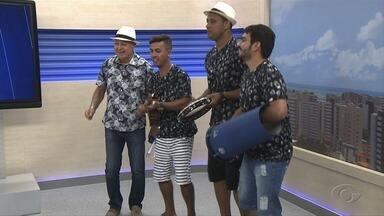 Projeto Pôr do Samba terá atrações todos os sábados durante o mês de janeiro em Maceió - Evento será realizado na Praça Gogó da Ema a partir deste sábado (5).
