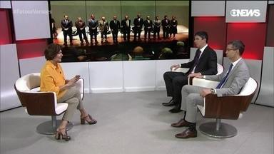 O início do governo Bolsonaro e a maratona de posses