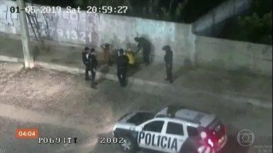 Mais de 20 ataques são registrados em Fortaleza e região metropolitana no domingo (6) - Os ataques de grupos criminosos, no Ceará, diminuíram depois da atuação da Força Nacional de Segurança.