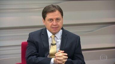 Camarotti comenta a expectativa para a reforma da Previdência - O comentarista Gerson Camarotti conversou na madrugada desta segunda (7) com o ministro da Economia, Paulo Guedes.