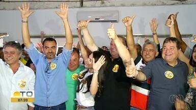 Ministério Público Eleitoral pede cassação dos mandatos de Mauro Carlesse e vice - undefined