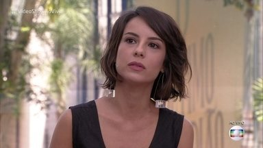 Andréia Horta fala sobre a estreia de 'Elis - Viver é Melhor que Sonhar' - Atriz interpreta a diva Elis Regina na minissérie, derivada do filme homônimo