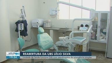 Com dois prédios e atendimento 24 horas, UBS Lélio Silva é reinaugurada em Macapá - undefined