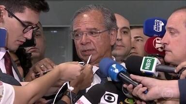 Paulo Guedes apresenta mais detalhes da proposta de reforma da Previdência - Segundo ele, a proposta deve ser enviada até fevereiro para o Congresso e incluirá um regime de capitalização.