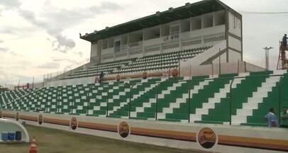 Entenda como foi a reunião na qual os estádios foram liberados para o Paraibano 2019 - Todas as praças esportivas vão poder receber torcida, mas com algumas ressalvas