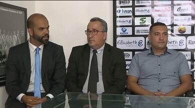 Conheça os novos dirigentes do Botafogo-PB para a temporada 2019 - Belo apresenta novo vice-presidente e novo diretor executivo