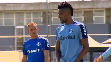 Conheça os preparadores do Grêmio, Rogerinho e Rogerião - Assista ao vídeo.