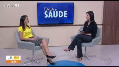 Médica tira dúvidas sobre anemia no quadro 'Fala Saúde' desta quarta, 9 - A hematologista Ana Luísa Meireles é entrevistada.