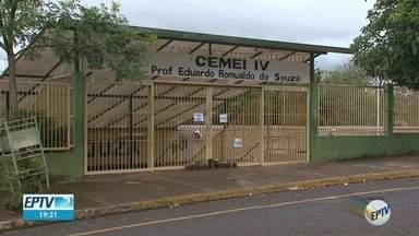 IML não descarta choque elétrico em menino que morreu dentro de escola em Ribeirão Preto - Promotor afirmou que pedirá indenização. Prefeitura disse que não teve conhecimento do laudo.