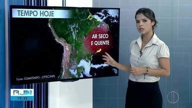 Confira a previsão do tempo para o Norte e Noroeste fluminense nesta quinta-feira (10) - Assista a seguir.