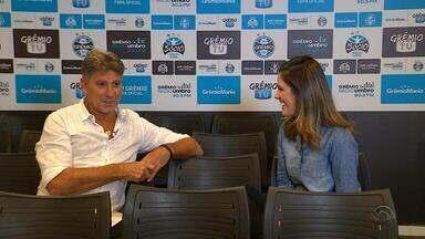 Confira os destaques do Globo Esporte RS desta quinta-feira (10) - Assista ao vídeo.
