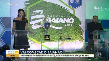 Lançamento do Baianão; novidades em Bahia e Vitória: veja o bloco do esporte - Confira os destaques do esporte do JM.