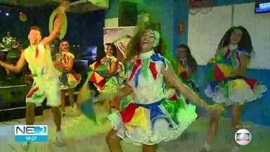 Quinta do Galo aquece Centro do Recife para o carnaval - Apresentações ocorrem na sede do Galo da Madrugada, no bairro de São José.