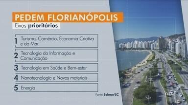 Prefeitura de Florianópolis lança plano de desenvolvimento econômico para próximos 10 anos - Prefeitura de Florianópolis lança plano de desenvolvimento econômico para próximos 10 anos