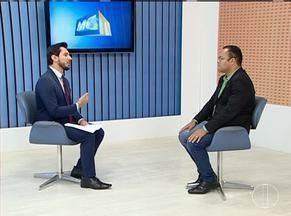 Deputado Estadual Zé Reis participa de entrevista no MG Inter TV - MG Inter TV faz série de entrevistas com deputados eleitos na região.
