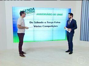 Esporte: Confira a agenda esportiva para o final de semana - Em Montes Claros, tem Corrida Santos Reis.