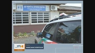 Farmácia Municipal em Morro da Fumaça é alvo de furto - Farmácia Municipal em Morro da Fumaça é alvo de furto
