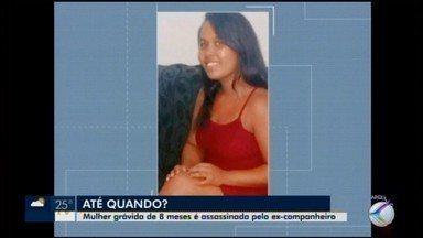 Mulher é morta por ex-companheiro em Formiga; homem se mata após o crime - Autor desceu do carro atirando contra vítima e também atingiu a filha dela, de 17 anos. Feminicídio será investigado.