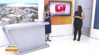 Ana Kézia, editora do G1 RO, explica sobre a nova banca contratada pelo IFRO - Concurso deveria ter sido feito em 16 de dezembro de 2018.