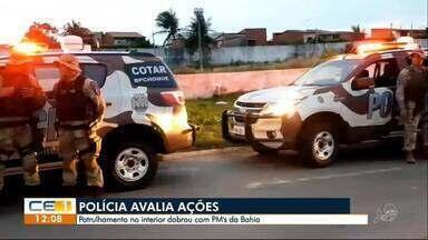 Polícia avalia ações contra ataques - Confira outras notícias no g1.globo/ce