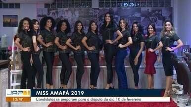 Miss Amapá 2019 apresenta onze candidatas ao posto de mais bela do estado - Concurso mantém inscrições abertas para fechar representantes dos 16 municípios. Evento será no dia 10 de fevereiro.