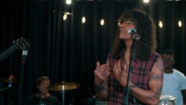 Luiz conta sua história na axé music e, depois, canta ''Tieta'' - undefined