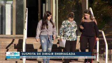 Justiça decide que Iolanda Fregonesi vai júri popular pelo atropelamento de Pedro Caldas - Justiça decide que Iolanda Fregonesi vai júri popular pelo atropelamento de Pedro Caldas