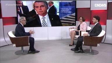 A semana agitada do governo Bolsonaro